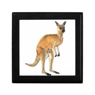 Kangaroo with Baby Joey Gift Box