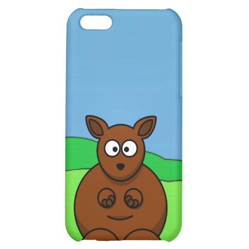 Kangarooish iPhone 5C Covers