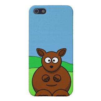 Kangarooish iPhone 5 Case