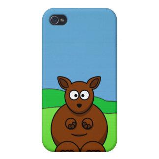 Kangarooish iPhone 4 Case