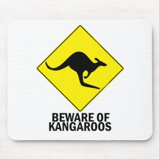 Kangaroos Mouse Pad