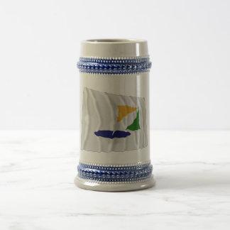 Kangwon-do Waving Flag Mug
