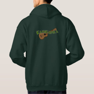 Kanikapila Ukulele (optional name on front) Hoodie