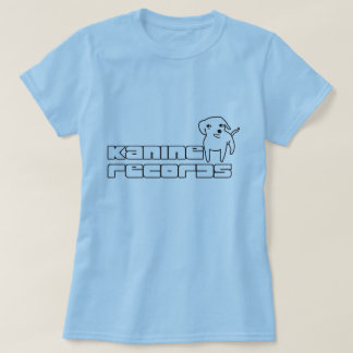 kanine logo lite color girl T-Shirt