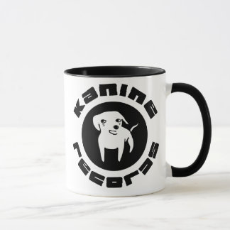kanine records mug