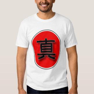 Kanji 2f de la verdad playeras