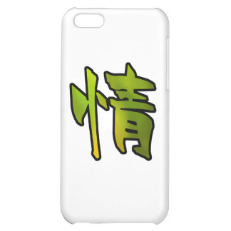 kanji art mercy cover for iPhone 5C