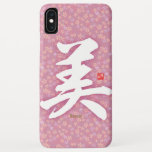 Kanji - Beauty - iPhone XS Max Case