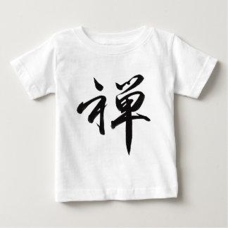 "Kanji Character for ""ZEN"" Baby T-Shirt"