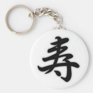 kanji congratulations no2 keychain