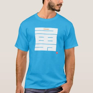 Kanji -Courage - T-Shirt