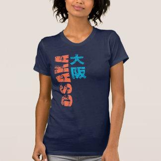 Kanji de Osaka Camisetas