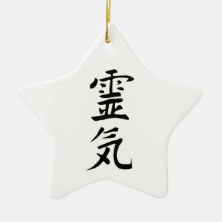 Kanji de Reiki Adornos