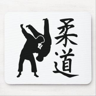 Kanji del judo tapetes de raton