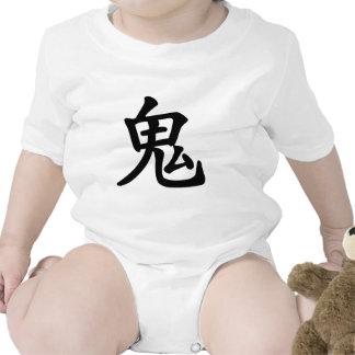 Kanji-Demon png Bodysuit