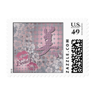 Kanji Design Beauty Stamp
