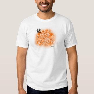 Kanji Dragon Spirit Tee Shirt