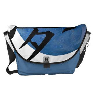 Kanji Dream Messenger Bag