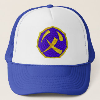 Kanji Father Trucker Hat