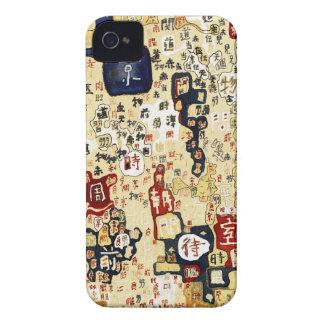 Kanji iPhone 4 Carcasa