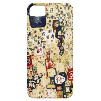Kanji iPhone 5 Carcasa