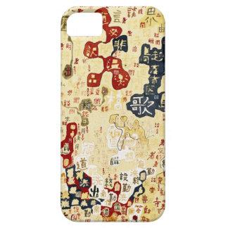 Kanji iPhone 5 Carcasas