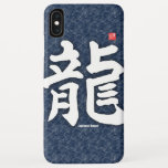 Kanji - Japanese dragon - iPhone XS Max Case