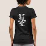 [Kanji + Kana] I love you T-shirt brushed kanji