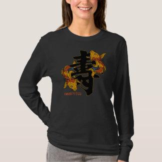 Kanji Koi Fish Longevity T-Shirt