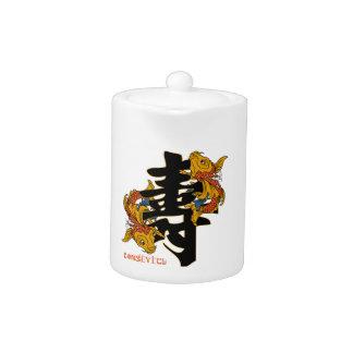 Kanji Koi Fish Longevity