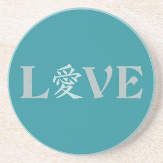 Kanji Love coaster