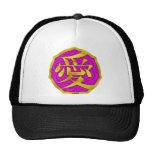 Kanji Love Hats