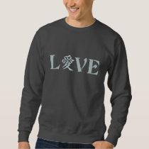 Kanji Love shirt - choose style & color