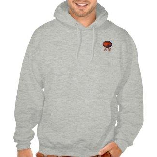 Kanji Mars Hooded Sweatshirt