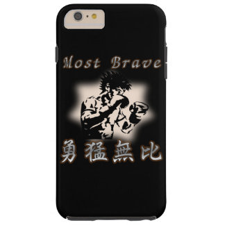 Kanji, Muay Thai and Martial Arts Tough iPhone 6 Plus Case