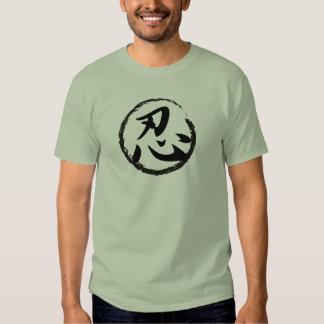 Kanji Ninja T Shirt