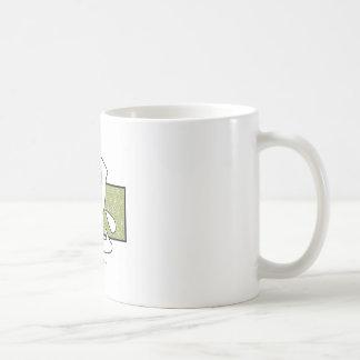 Kanji - Patience Coffee Mug