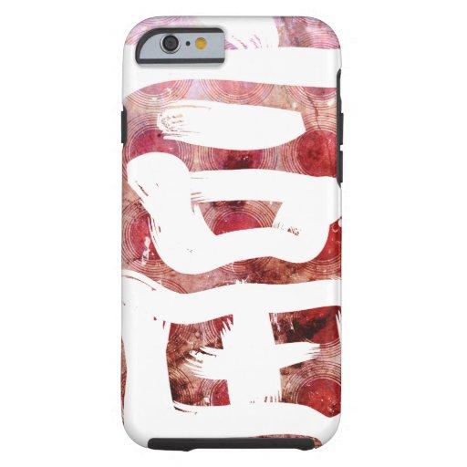 Kanji rico funda de iPhone 6 tough