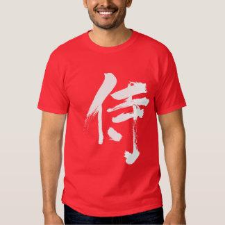 [Kanji] Samurai Tee Shirt