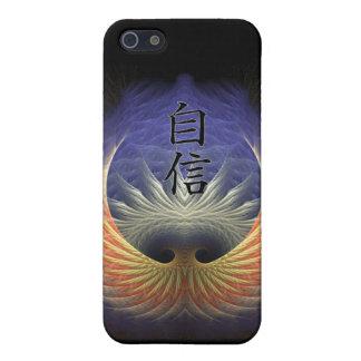 Kanji Self-Confidence Case For iPhone SE/5/5s