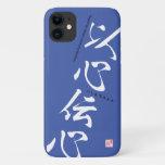 Kanji - Sincerity - iPhone 11 Case