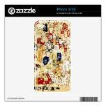 Kanji Skins Para eliPhone 4