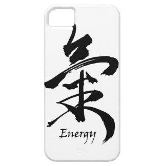 Kanji Symbol ENERGY  or CHI Asian Calligraphy iPhone SE/5/5s Case