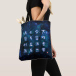 kanji - Thousand Character Classic -  Tote Bag