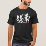 Kanji - Vietnam - T-Shirt