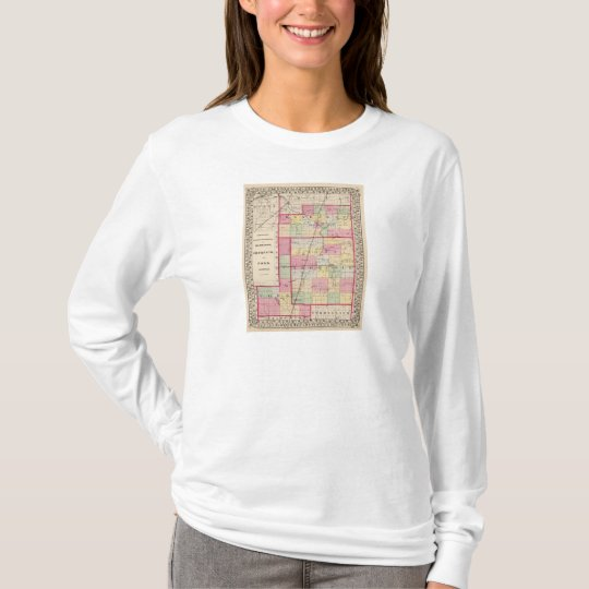 Kankakee, Iroquois, Ford counties T-Shirt