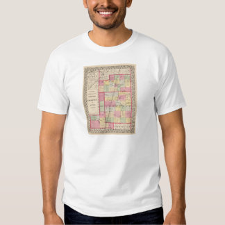 Kankakee, Iroquois, Ford counties T Shirt