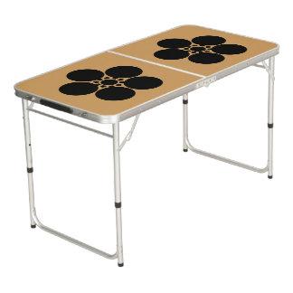 Kanke umebachi beer pong table