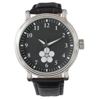 Kanke umebachi wrist watch