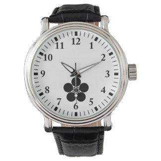 Kanke umebachi wristwatch